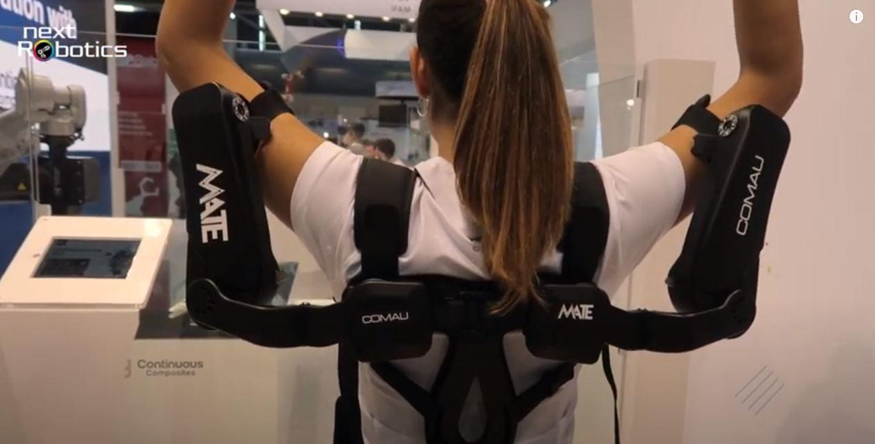 Exoskelette für gesunden Rücken