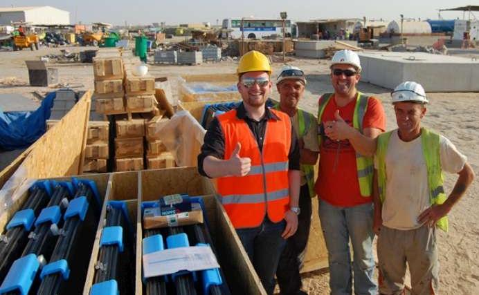 Projekt Masdar: Fenster für die Wüste