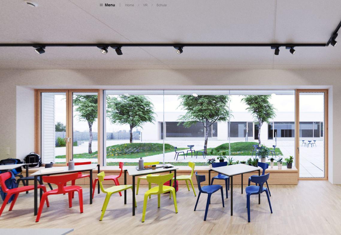 Großprojekt: Schulmöbel gegen Corona auf Paletten von HPN